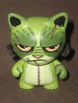 Frankencat 2 by ReverendBonobo
