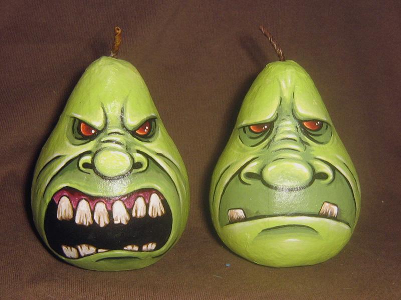 Pair of Pears by ReverendBonobo