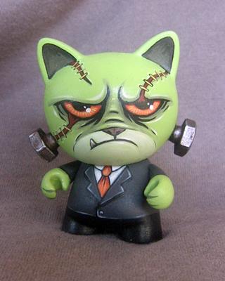 Frankencat MkIII by ReverendBonobo