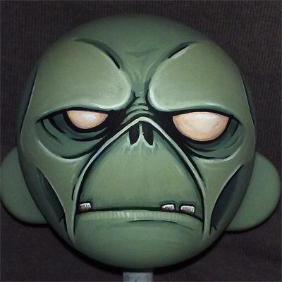 Ghoul Munny WIP 2 by ReverendBonobo