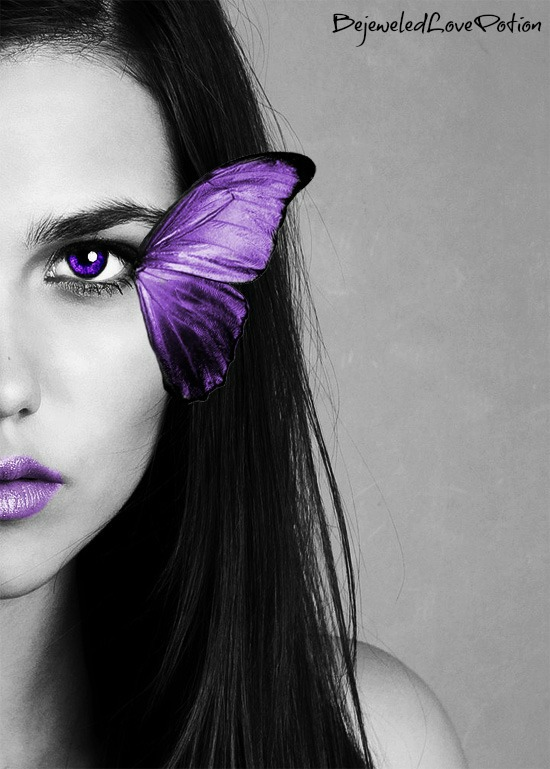 Violet Immersion by BejeweledLovePotion