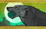 DA: The Sad Wolf's Jaws by Idokrasi