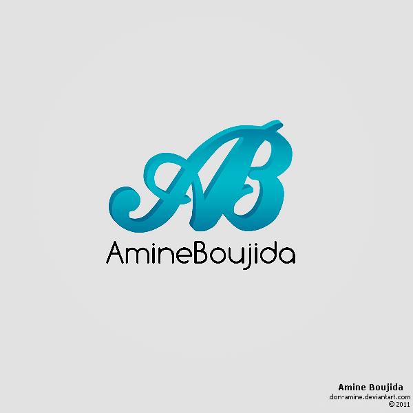 Ab Logo By Aminebjd ...