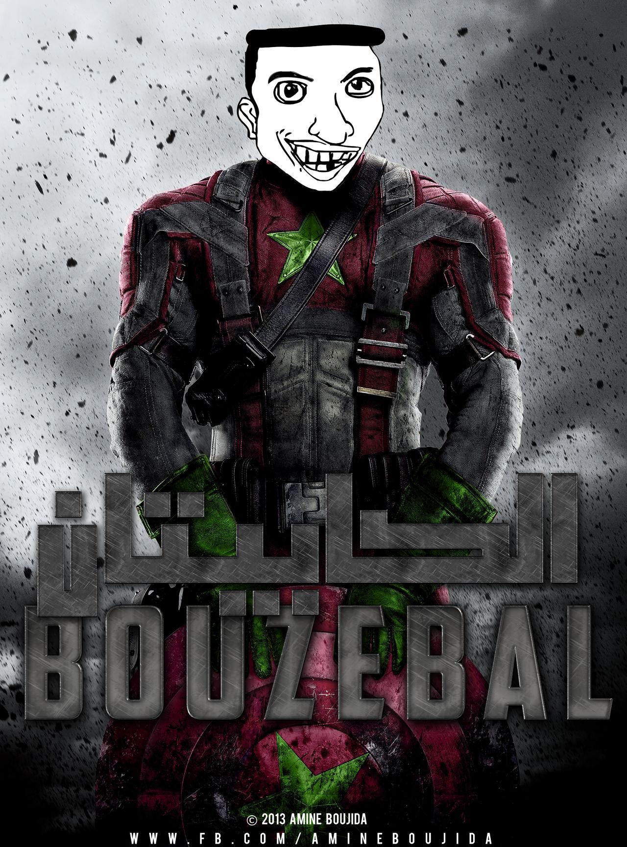 Captain Bouzy by Aminebjd