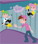 Timmy Turner 6teen style