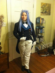 Formal Saix - Finished preview
