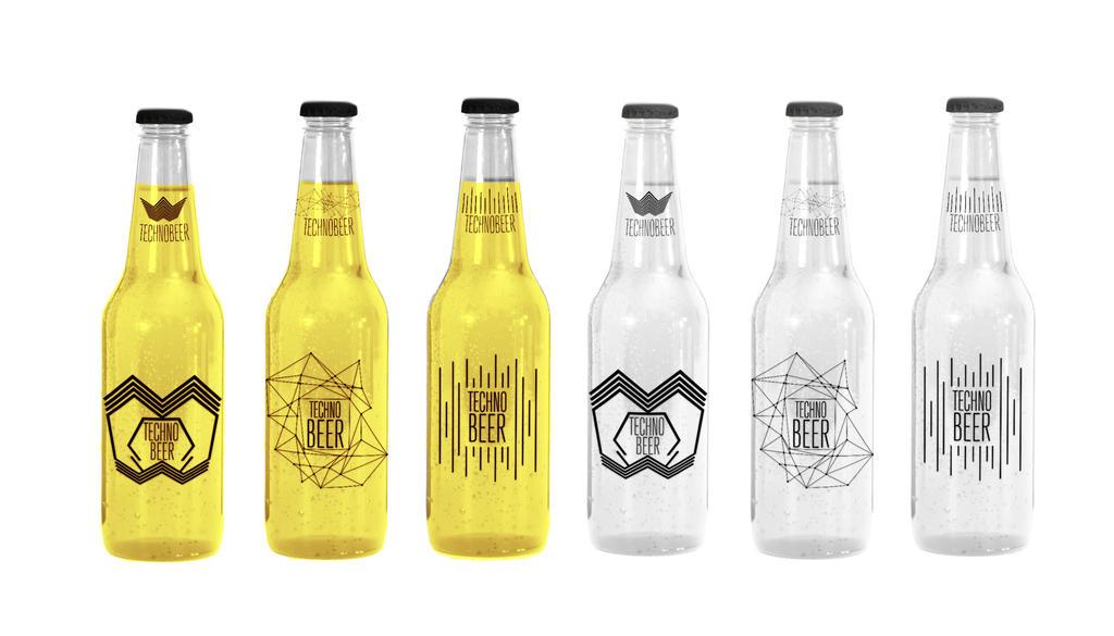 Techno Beer by Sebyy
