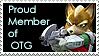 OTG Member Stamp by LeonaWindrider