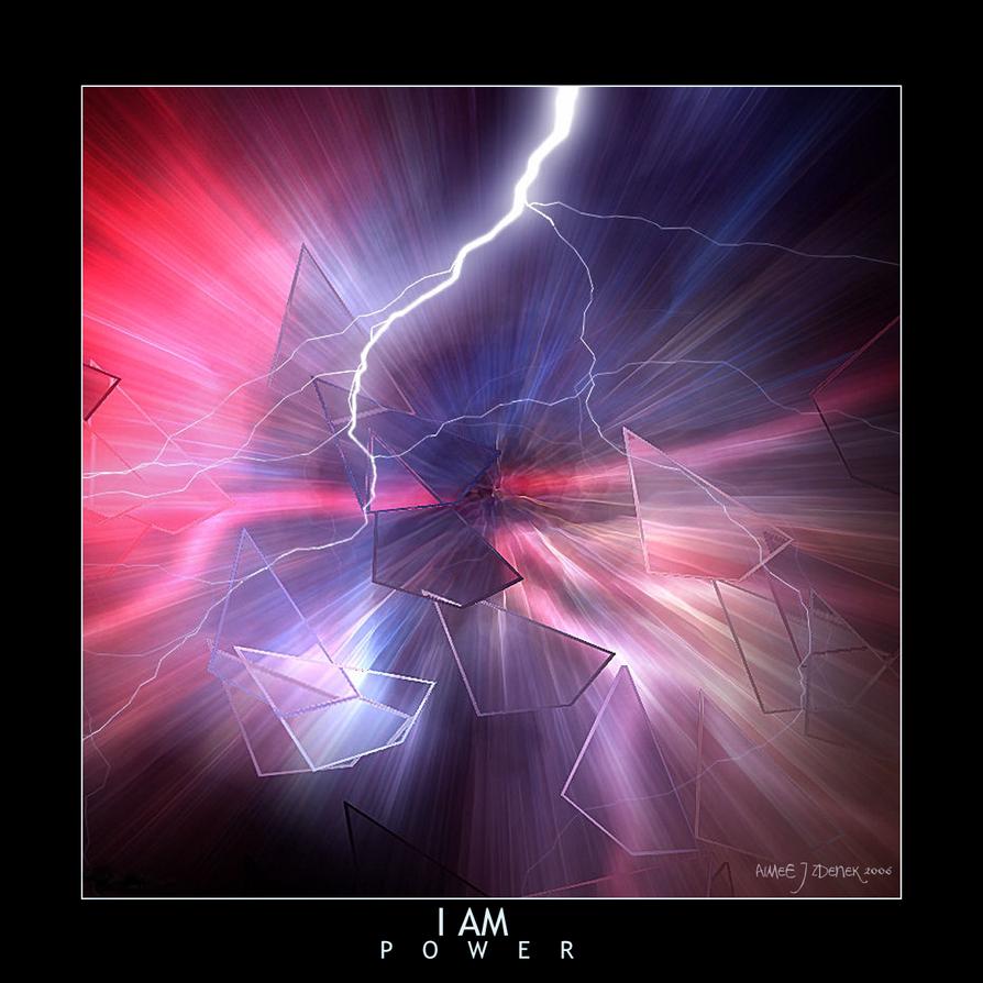 I Am A Rider Djpunjab: I AM Power By LeonaWindrider On DeviantART