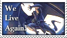 Gargoyles Fan Stamp by LeonaWindrider