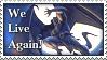 Gargoyles Fan Stamp by LeonaWindrider