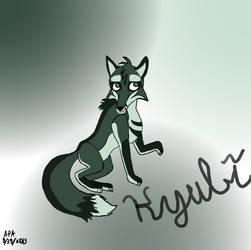 Kyubi fox form