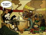 LIID Week 81: Star Wars / Comic Book Mashup!