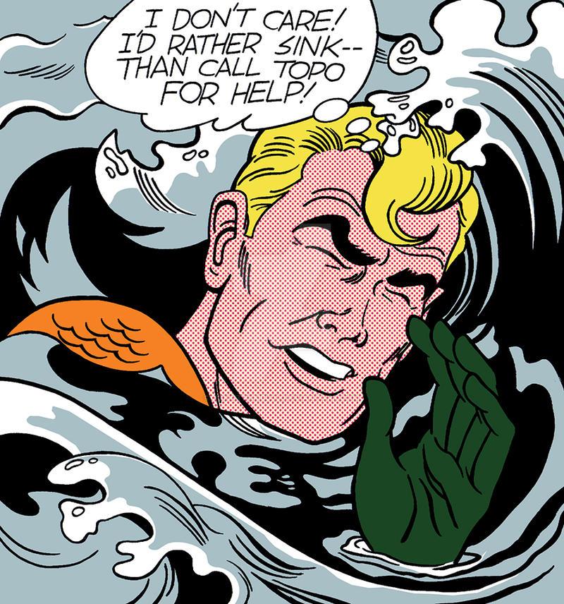 LIID Week 86: Drowning Aquaman!