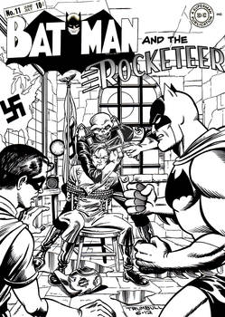 LIID Week 93: Batman and the Rocketeer!