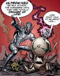 LIID Week 95: Ultron and Marvin! by johntrumbull