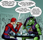 LIID Week 99: Spidey and The Goblin!