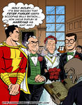 LIID 112: Uncle Dudley marries Aunt May!