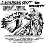 LIID 115: 007 vs. Ra's Al Ghul in The Lazenby Pit! by johntrumbull