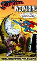 LIID 123: Post-Apocalypse Superman and Wolverine!