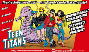 LIID 127: Teen Titans Gone Bad!