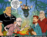 LIID 144: Venture Bros. Meets Jonny Quest!