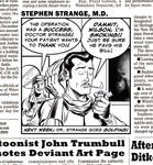 TLIID 161: Dr. Strange, M.D. by johntrumbull