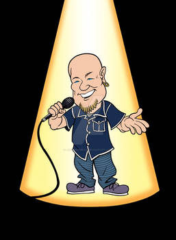 Joe Carney Caricature - May 2014