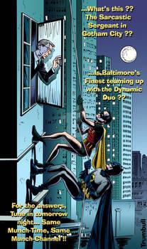 LIID 263: Batman Meets John Munch!