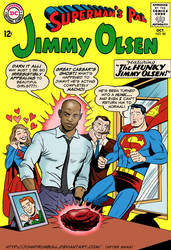LIID 266: Hunky Jimmy Olsen!