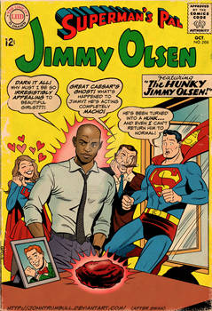 LIID 266 BONUS: Hunky Jimmy Olsen - Aged Version!