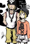 TWEWY :: 7 days