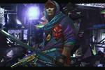 Cyberpunk Cobra by cxpkers