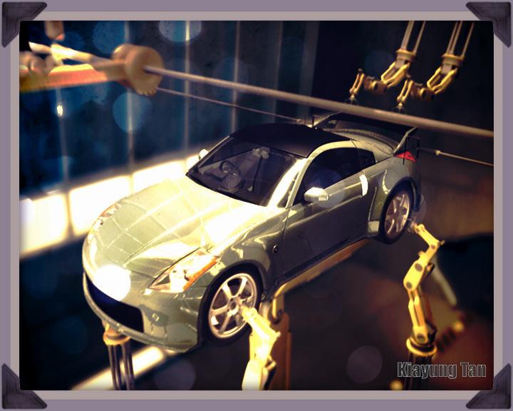 Car Modification by kiayt