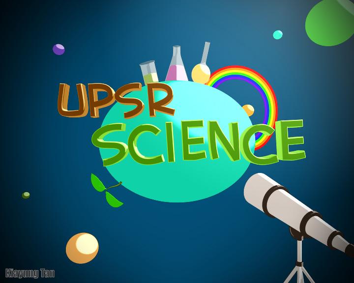 Toon Test - UPSR Science by kiayt