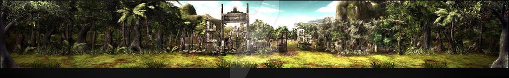 Jungle by kiayt