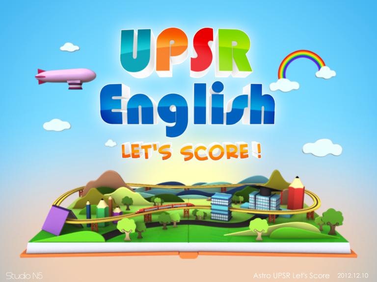 UPSR_Opening_Titles 2013 by kiayt