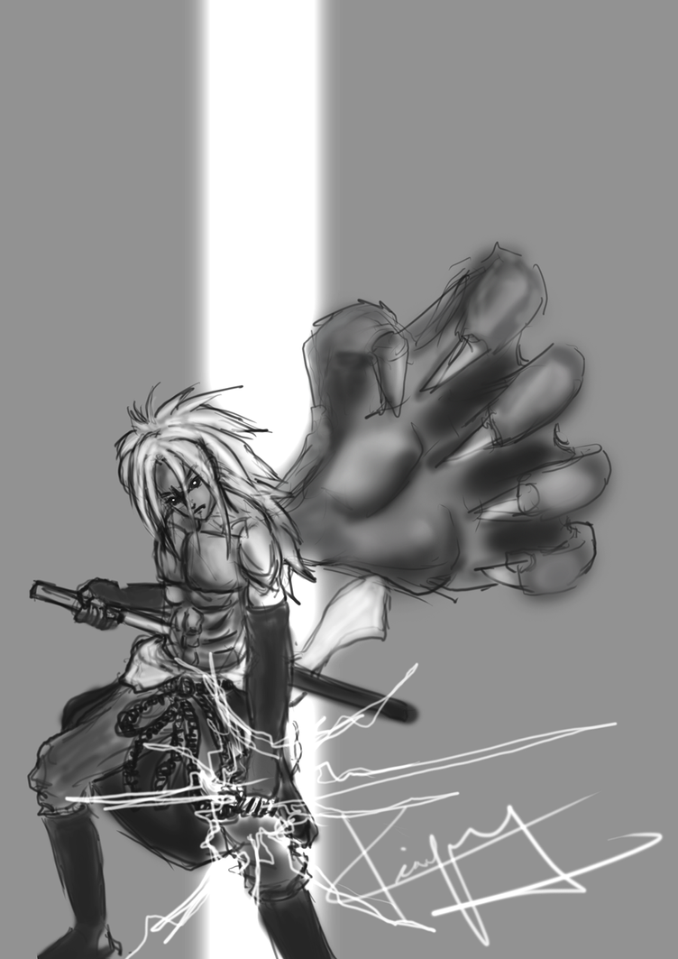 Sasuke Evilform by kiayt