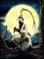 Ibuki Cosplay Photo Manipulation by caroangulito