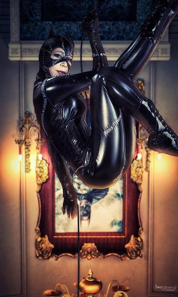 Catwoman  Cosplay by carolinaangulo