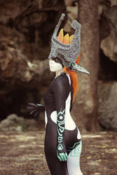 Midna Cosplay by caroangulito