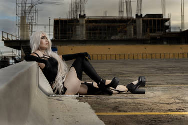 A2 - NIER AUTOMATA COSPLAY by caroangulito