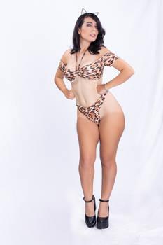 Leopard Bikini
