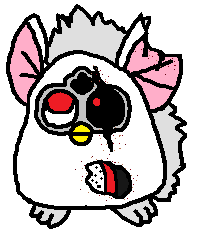 Smores the furby by HTFW