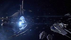 Mass Effect 3 - The Fleet arrives