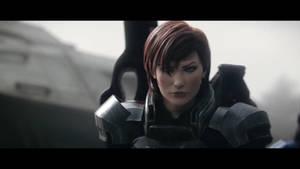 Mass Effect 3 - Commander FemShep