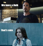 Tony Stark vs Lois Lane