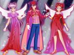 Sailor Moon, Elysion Planet Guardians