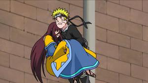 Naruto, Berubetto and Ashera