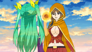 Fairy Tail, Zeta and Forest